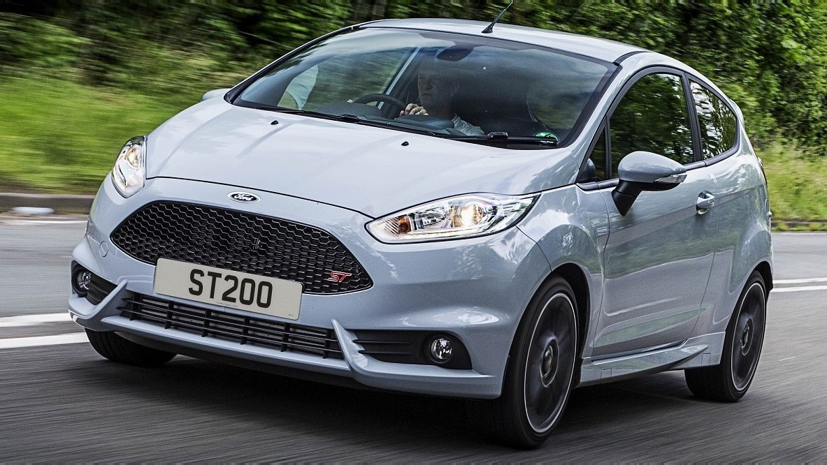 Average Price For A Ford Fiesta