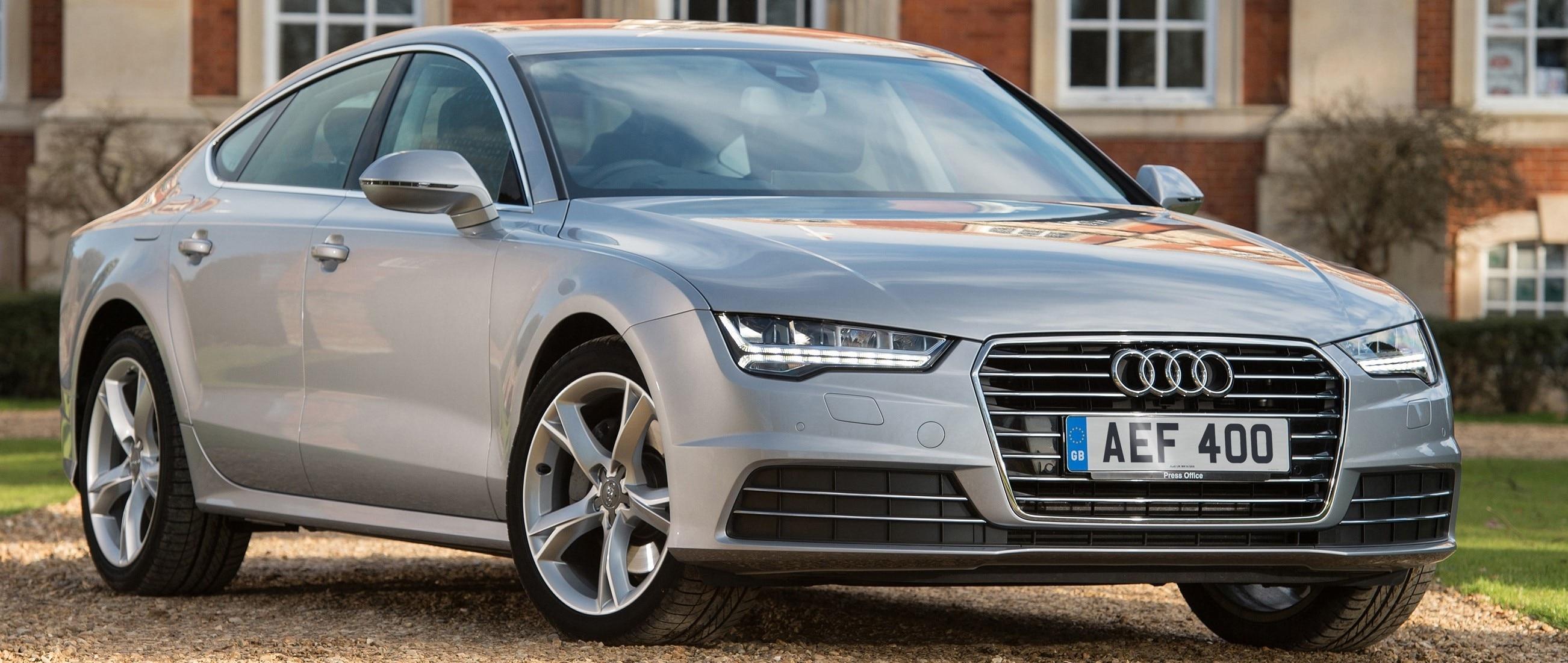 Audi A Review Motorscouk - Audi a7 review