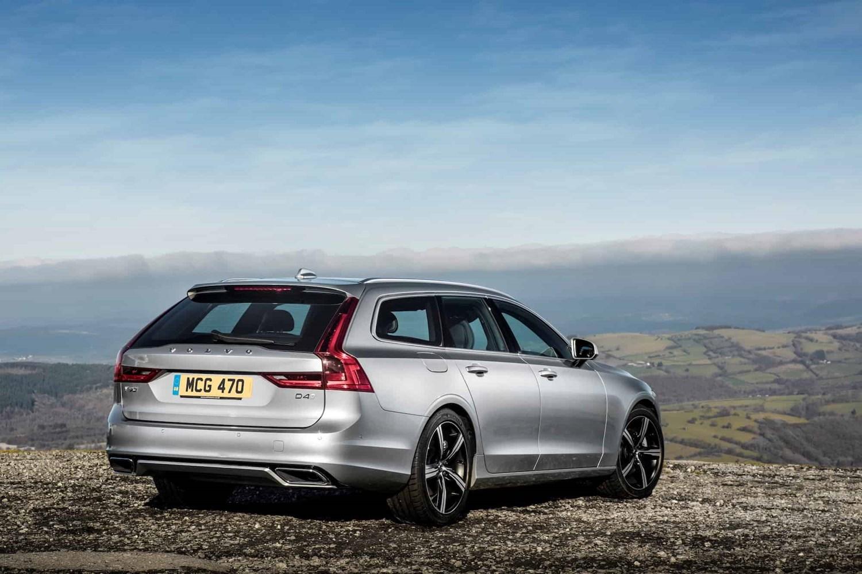 Volvo V90 2020 review | Motors.co.uk